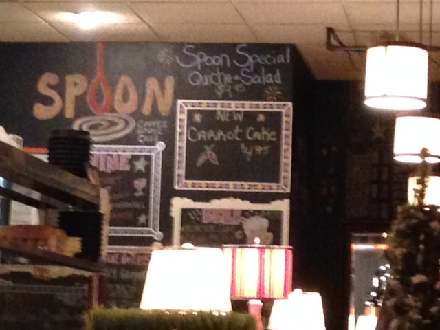 Spoon, Anyone? Coffeehouse & Eatery Review