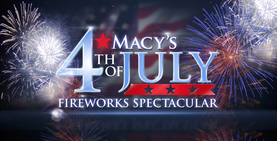 My Macy's 4th of July Fireworks Spectacular Experience