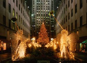 Christmas In NYC: Rockefeller Center Christmas Tree Lighting