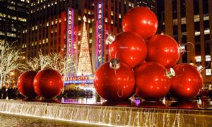 NYC Holiday Events: It's Christmas Time In The City